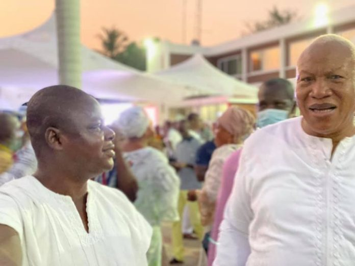 NDC celebrates Alban Kingsford Bagbin's Win With A Party