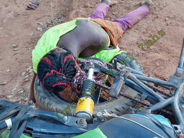 Woman Dies In A Tragic Motor Accident