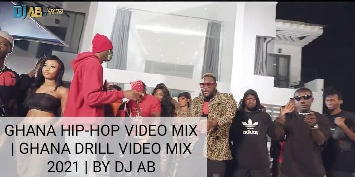 Ghana Hip-Hop x Drill Video Mix | Mixed By Dj AB