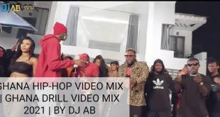 Ghana Hip-Hop x Drill Video Mix | Mixed By Dj AB
