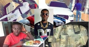 AMG Criss Waddle - to fans; Stop asking me to show you the way to my riches