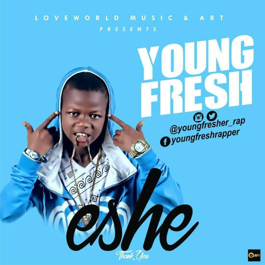 "Music:  Young Fresh _ ""ESHE"" @YoungFresh_rap"