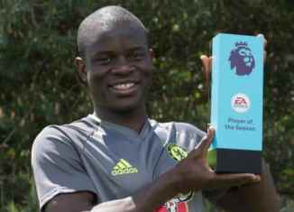 Ngolo-Kante-wins-player-of-the-year-2017-ghanamansports