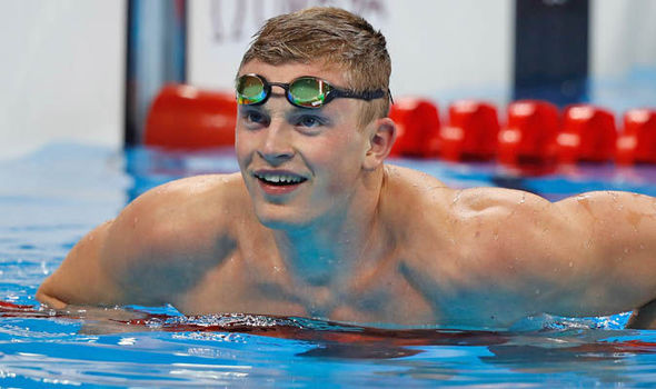 Peaty breaks 50-meter-breaststroke record twice in one day
