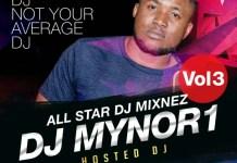 Dj Mynor - All Star DJ MixNex Vol III