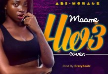 Abi Monage - Maame Hw3 Cover (GroundUp Sessions)