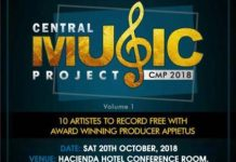 Central Music Project Powered by Appietus