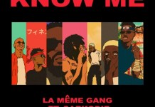 La Meme Gang - Know Me (Feat. Spacely, Kiddblack, KwakuBs, Sarkodie, Darkovibes & RJZ)