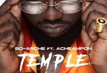 Bo-Arche - Temple (feat. Acheampon) (Prod by DatBeatGod) (GhanaNdwom.net)