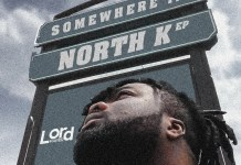 Lord Paper Unveils Cover Art 'Somewhere in North K' EP