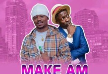 Maccasio x Shatta Wale - Make Am