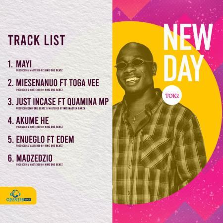 Tokzt New Day Playlist