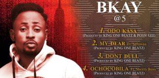 Bkay - Bkay @5