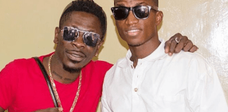 Kofi Kinaata and Shatta Wale