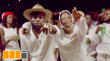 Kelvyn Boy - Yawa No Dey (feat. M.anifest) (Official Video)