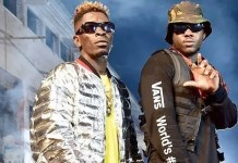 Medikal and Shatta Wale