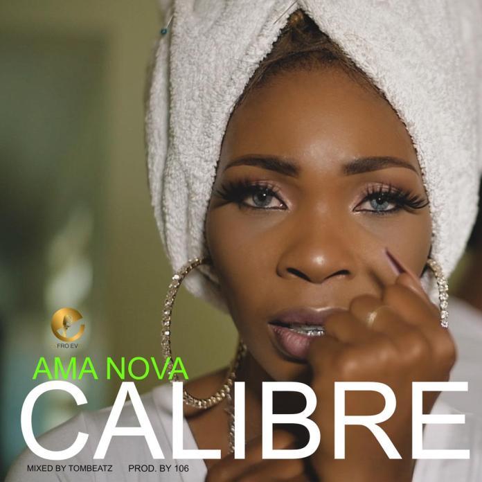 Ama Nova Calibre cover artwork