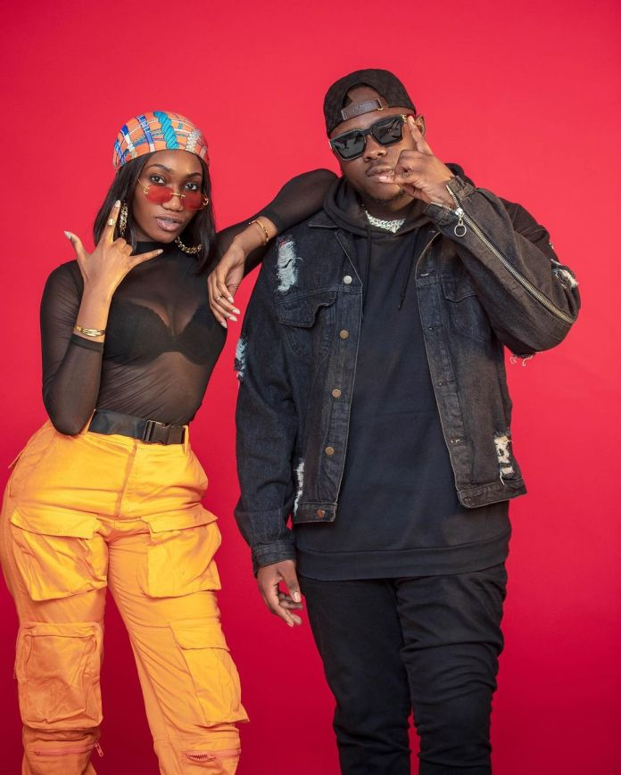 Wendy Shay - Decision (Feat. Medikal) (Official Video)