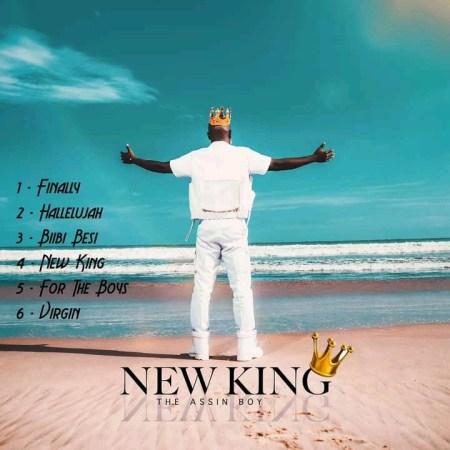Kwame Yogot New King EP Track list