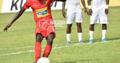 CAF Confederation Cup play-offs: Asante Kotoko beat San Pedro 1-0 in first leg