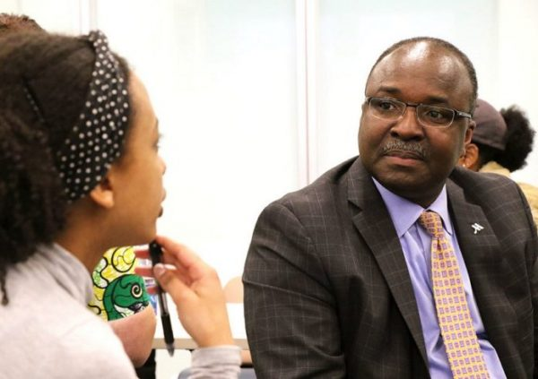 George Ntim: Ghanaian named chairman of New York State's tourism board