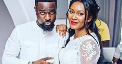 It's not true – Sarkodie denies arrival of new baby