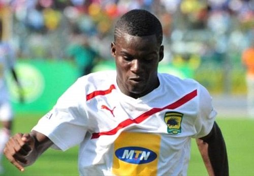 I want to end my career in Ghana- Former Kotoko star Ahmed Toure
