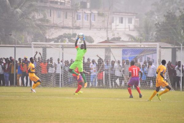 Medeama goalie Eric Ofori delighted by 'great win' against Hearts of Oak