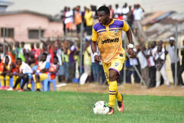 'Assist King' Medeama's Isaac Agyenim Boateng predicts win against Hearts of Oak