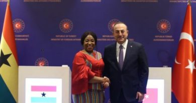 Partner Ghana's industrialization agenda – Ayorkor Botchwey to Turkey