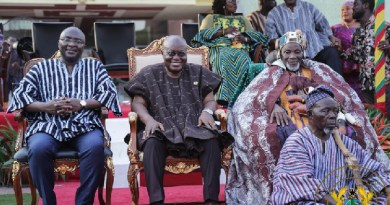 Great days ahead – Akufo-Addo assures Dagbon residents