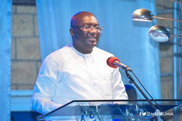 Let's live in peace, unity and love – Bawumia to Ghanaians