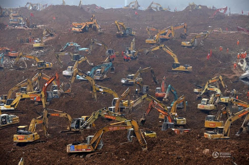 The Case of the Missing Galamsey Excavators