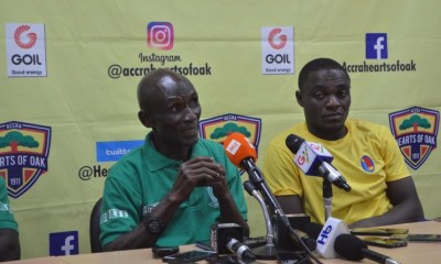 Robert Assibou resigns from Ebusua Dwarfs after Liberty Professionals defeat