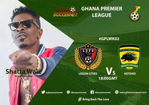 LIVE UPDATES: Legon Cities 1-1 Asante Kotoko (Match Center)
