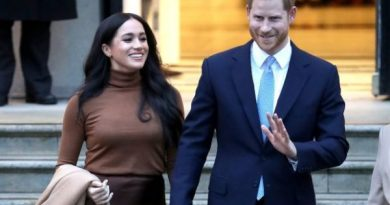 'We're stepping back' – Harry and Meghan hurt Royal Family as couple begin 'next chapter'