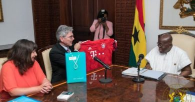 Ghana gets €250m from Germany to upgrade electricity transmission infrastructure