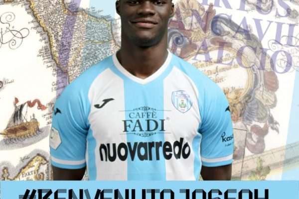 Joseph Ekuban joins Serie C side Virtus Francavilla Calcio