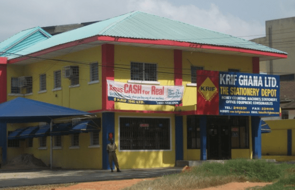 Krif Ghana to award loyal customers