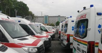 NAS request for postponement of Commissioning of Ambulances laudable – BPS