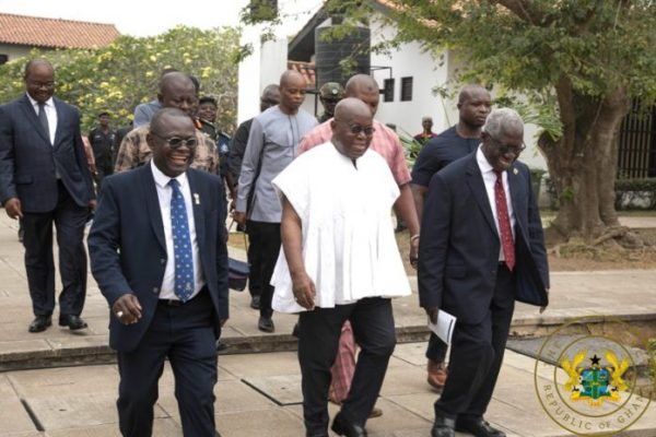 Ghana on right path to prosperous future – Akufo-Addo