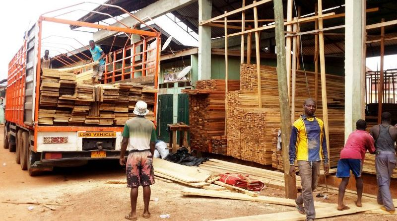 Ghana's Timber Sector Gears Up for EU, Other Markets