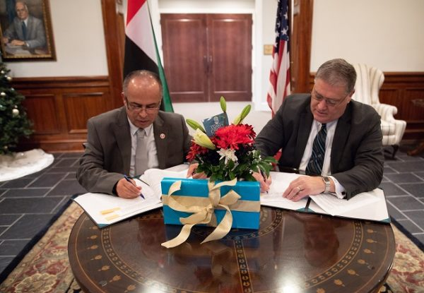 AURAK and Coastal Carolina University Ink Cooperation Agreement