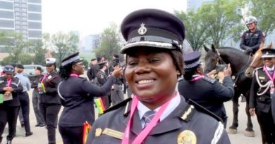 CID boss Tiwaa re-assigned to Welfare Department
