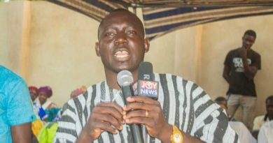 Let's Support the Needy with our Wealth - Nana Kwame Aboagye