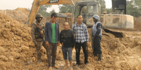 Illegal mining: Three Chinese nationals arrested in Ghana