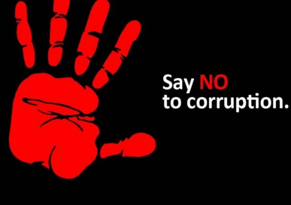 Corruption Perception Index: Ghana ranked 80 out of 180 countries