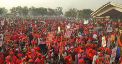 Voters register: Opposition parties hit Kumasi streets with 'Yenpini' demo