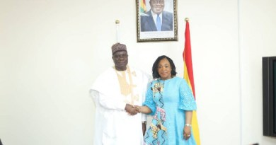 Nigeria High Commission to Ghana forced out of premises
