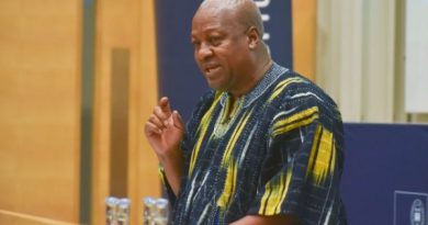 CSOs severely critical only when NDC is in power – Mahama